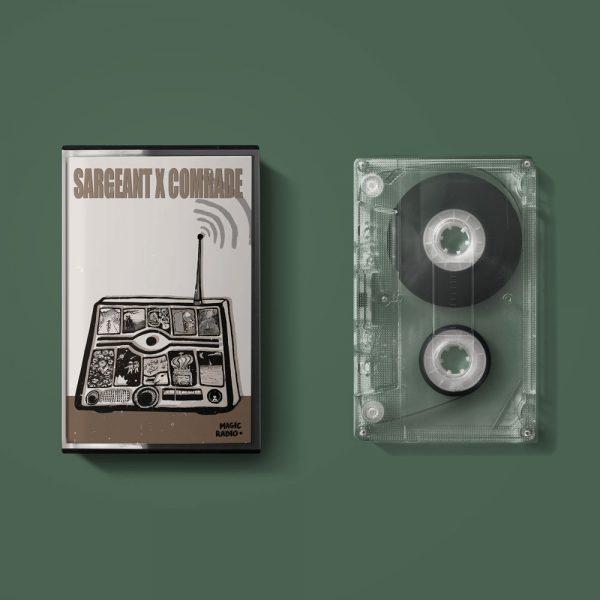 magic radio cassette